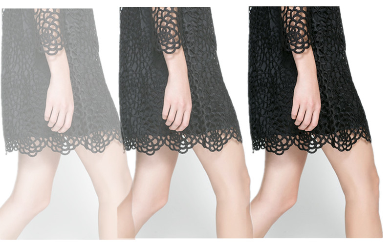 dresses with lace
