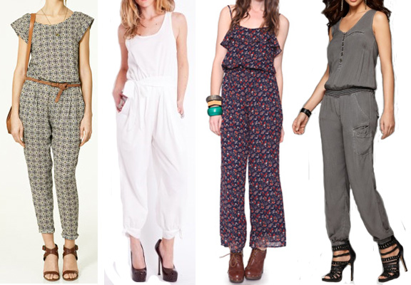 long jumpsuits for women