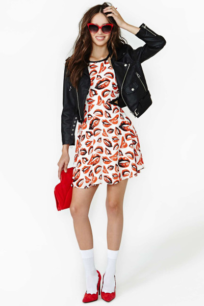 Just Give Me A Kiss! Fashion Pattern in 2014 SUMMER