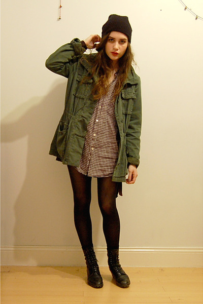 Hot Army Green Jacket with Cool You! - Slim Fashion