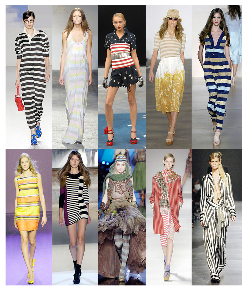 Trend Spotting: STRIPES