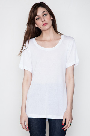 The Complexity of Finding the Perfect White T-Shirt - Slim Fashion