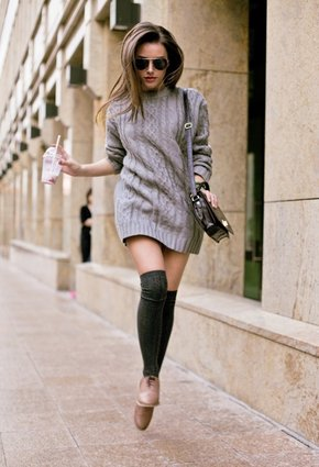 sweater fashion