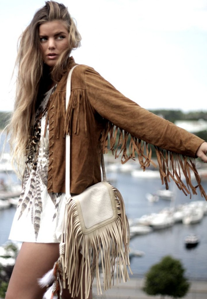 tassel fashion