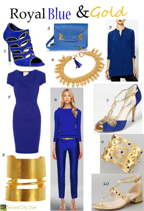 Royal Blue Fashion - Women's Fashion