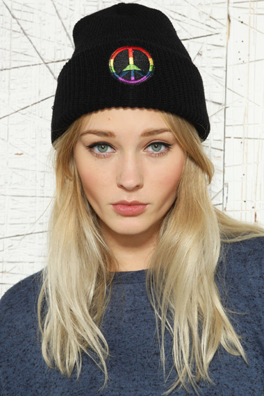 Soft Knit Beanie Hat