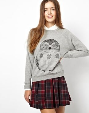 Owl Print Fashion