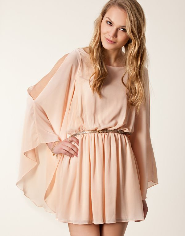 Split Sleeve Chiffon Shirt