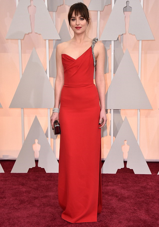 Academy Awards red carpet 2015