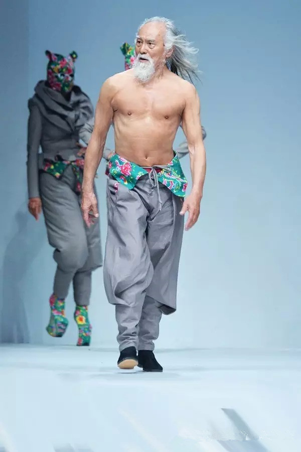 Hu Sheguang's Fashion