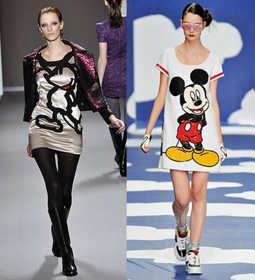 Mickey Mouse Fashion