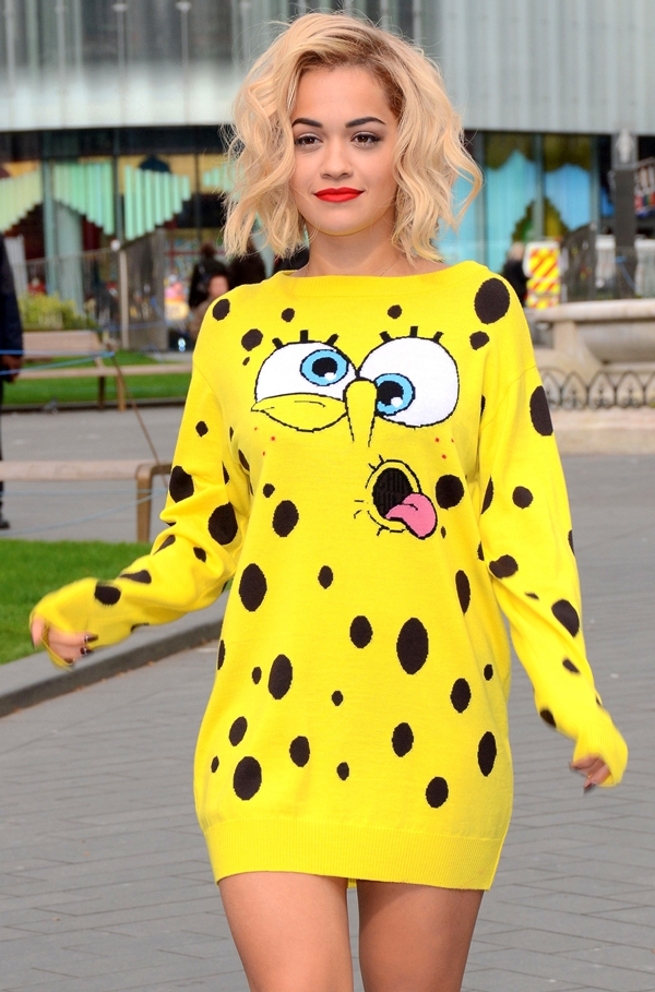 SpongeBob Fashion (8)