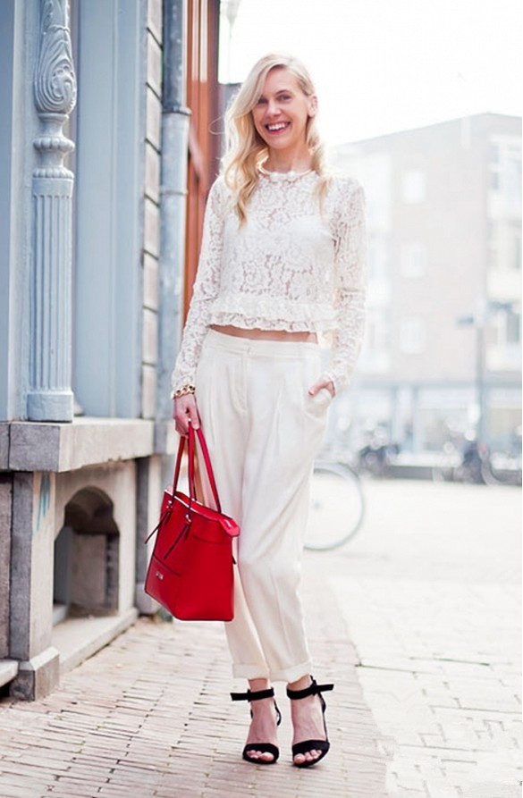 fashion summer pants