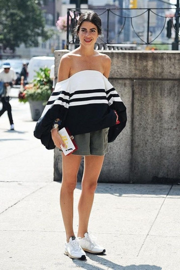 off shoulder clothes