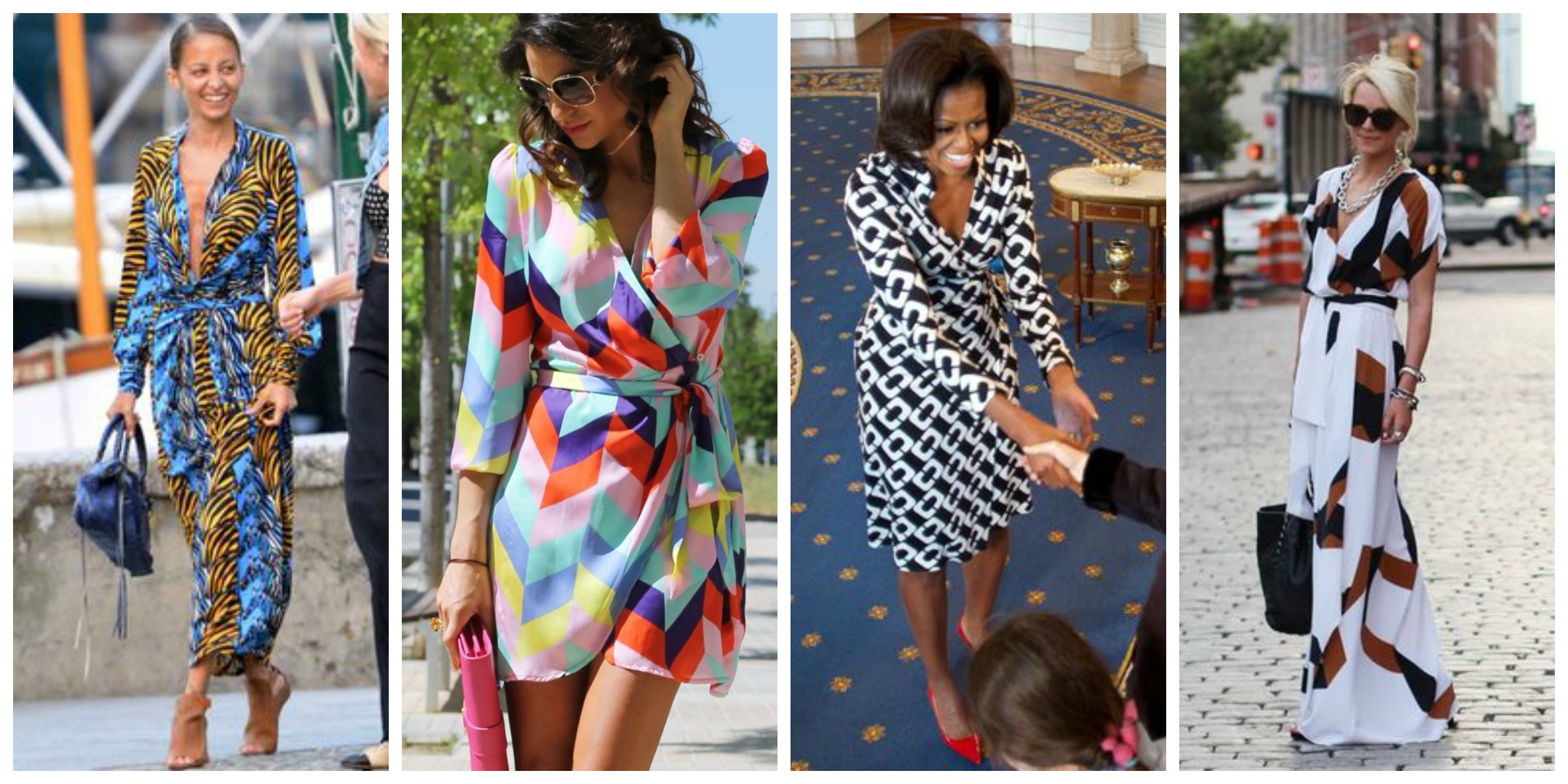 summer wrap dresses