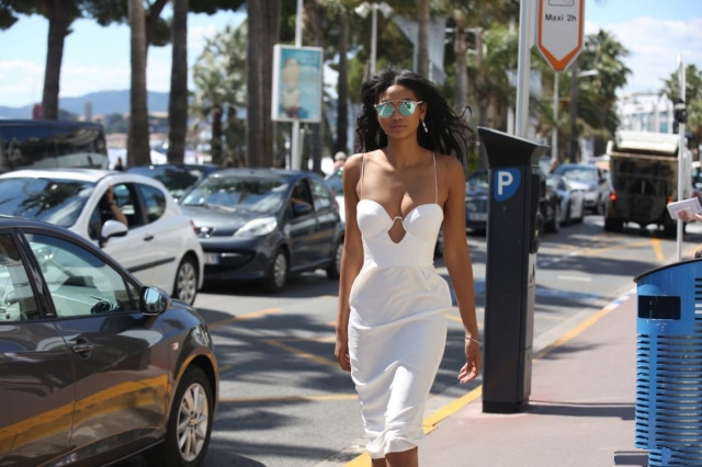 Cannes street fashion