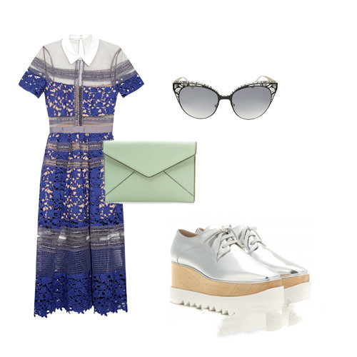Clairvoyant Outfit