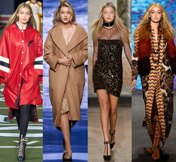 Gigi Hadid's Fashion