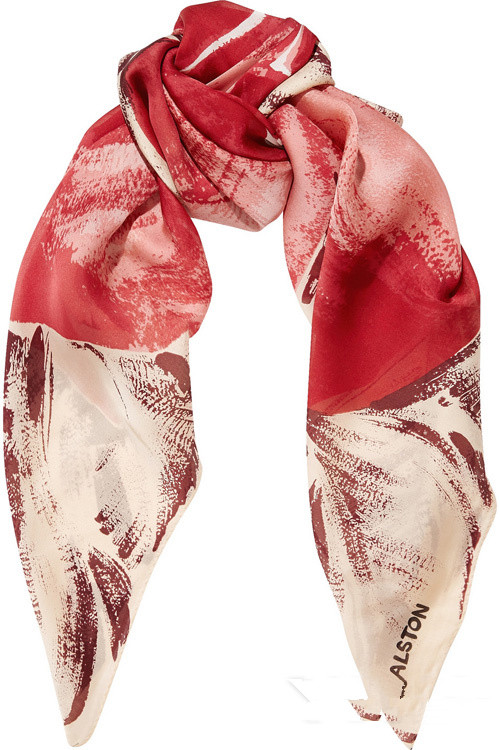 New using of Scarves