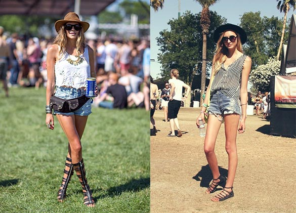 Fashion in Music Festival