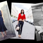 bloggers' wearing