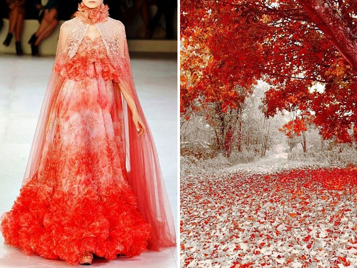 nature and fashion