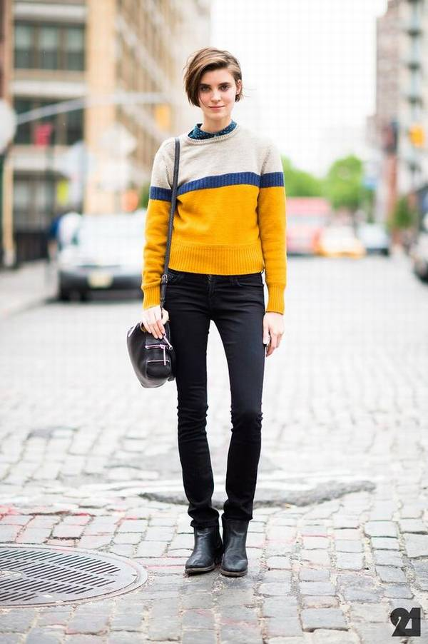 Simple Pullover