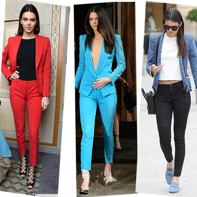 Women Suit Style - Slim Fashion