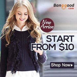 Banggood - Online Fashion Women Clothing