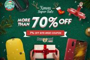 Banggood Xmas Super Sale